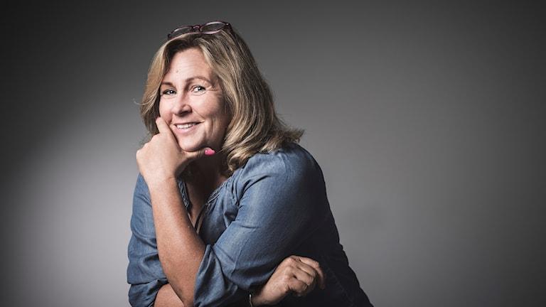 Programledare Carina Bergqvist