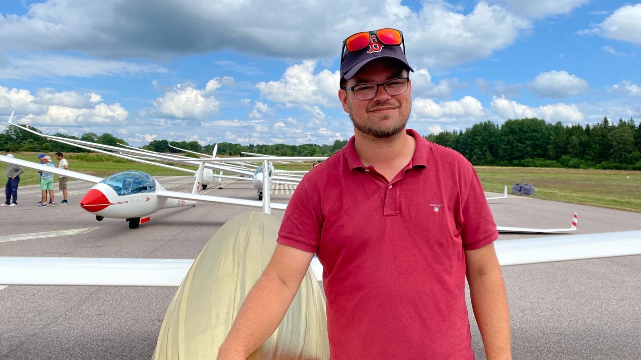 SM i segelflyg hålls i Feringe flygplats