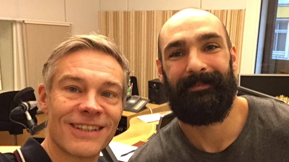 Fredrik B Ekdahl & Daniel Rahimi