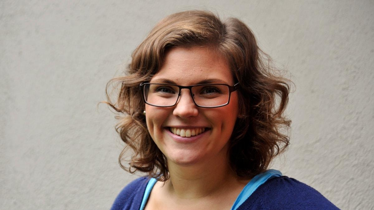 Malin Nilsson. Foto: Björn Holgersson/Sveriges Radio