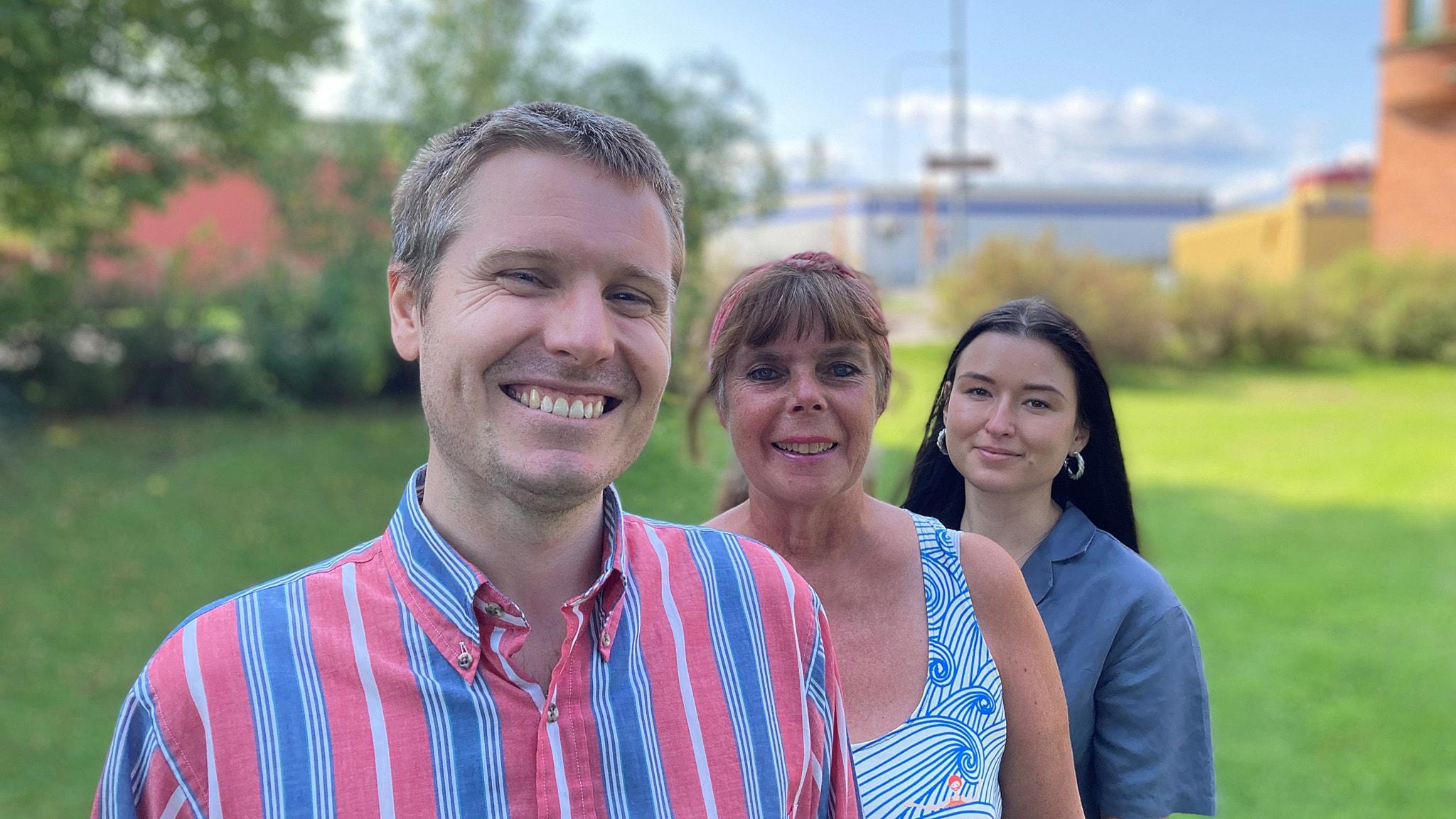Programbild för Eftermiddag i P4 Kristianstad