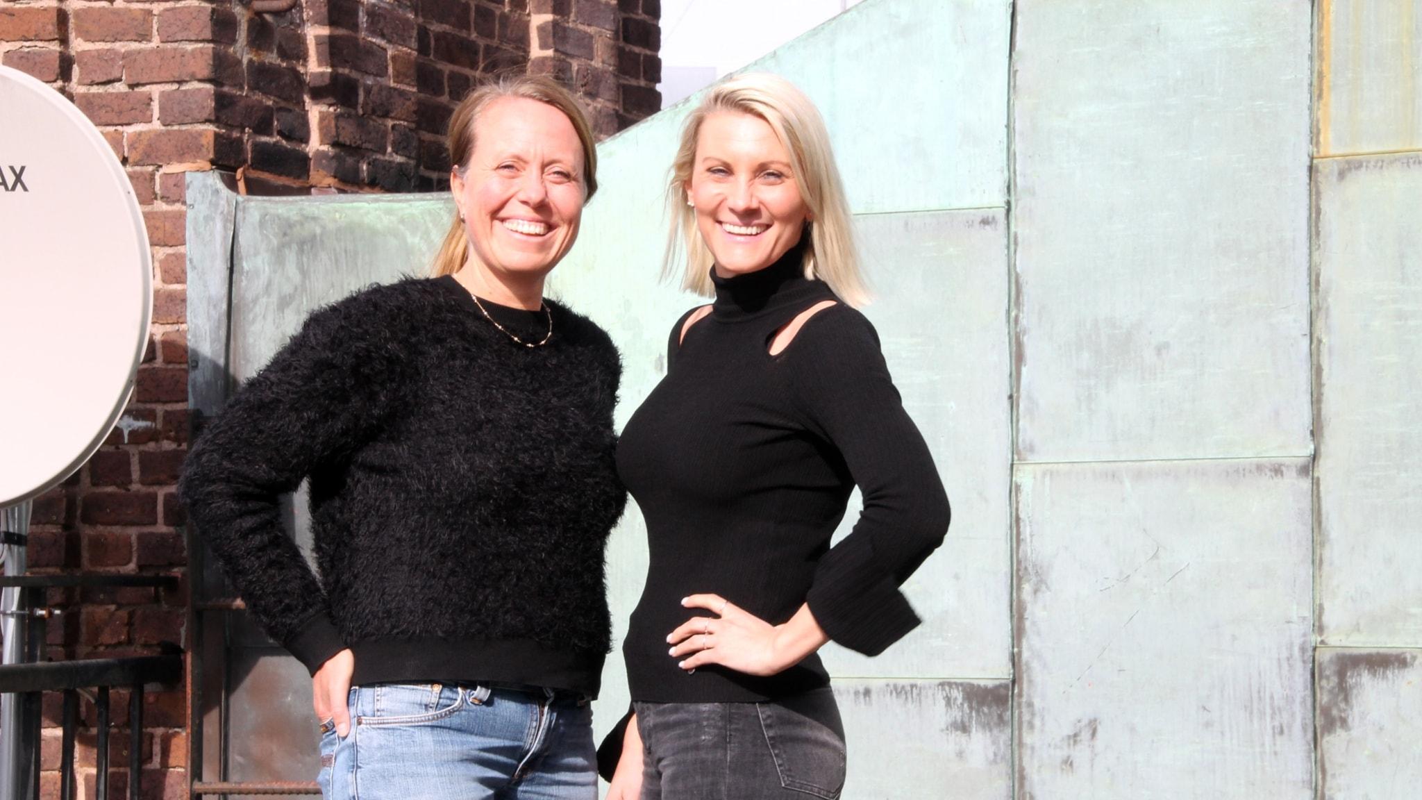 Med Anna Carlsson