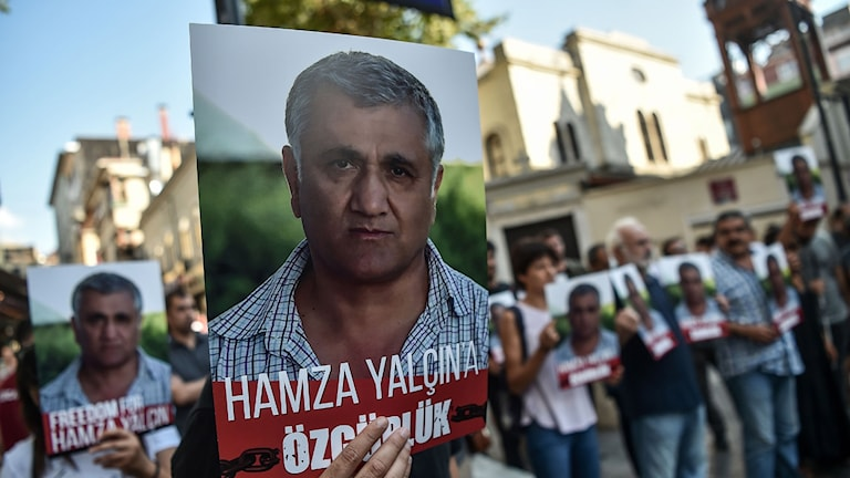 Wariye Hamza Yalcin oo xabsi ku yaala dalka Spain laga sii daayey.