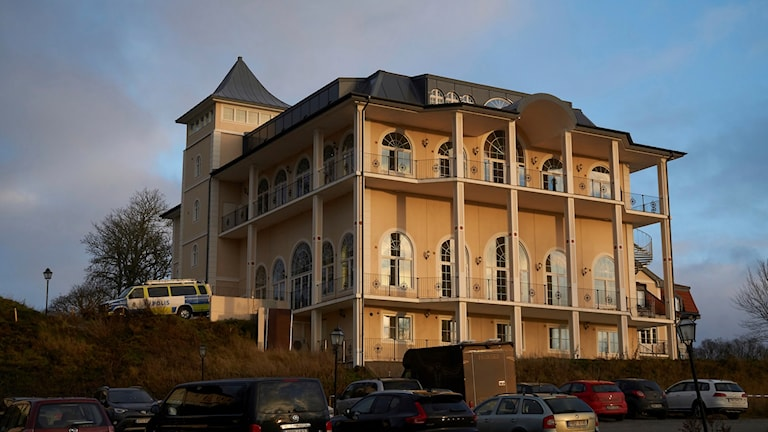 Qasriga Johannesbergs slott ee Rimbo.