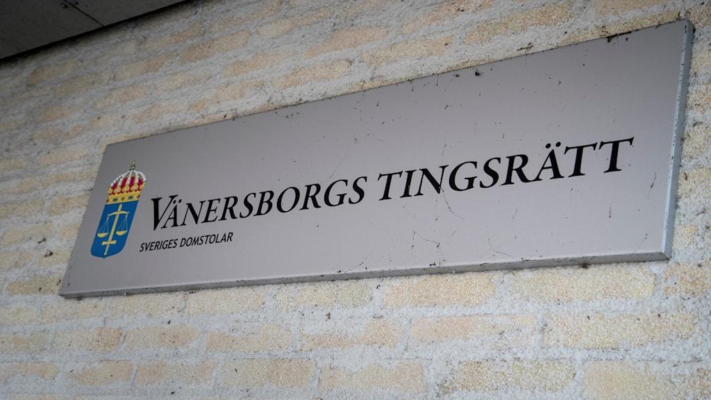 Maxkamadda degmada Vännersborg.