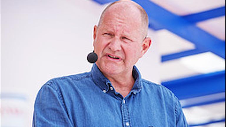 Rikspolischef Dan Eliasson. Foto: Anna-Karin Nilsson / EXP / TT