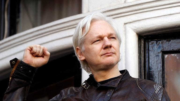 Asaasaha Wikileaks Julian Assange.