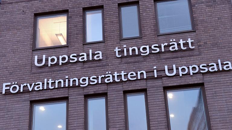 Daarta maxkamadda degmada Uppsala.