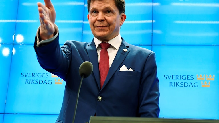 Andreas Norlén, af hayeenka baarlamanka Sweden.