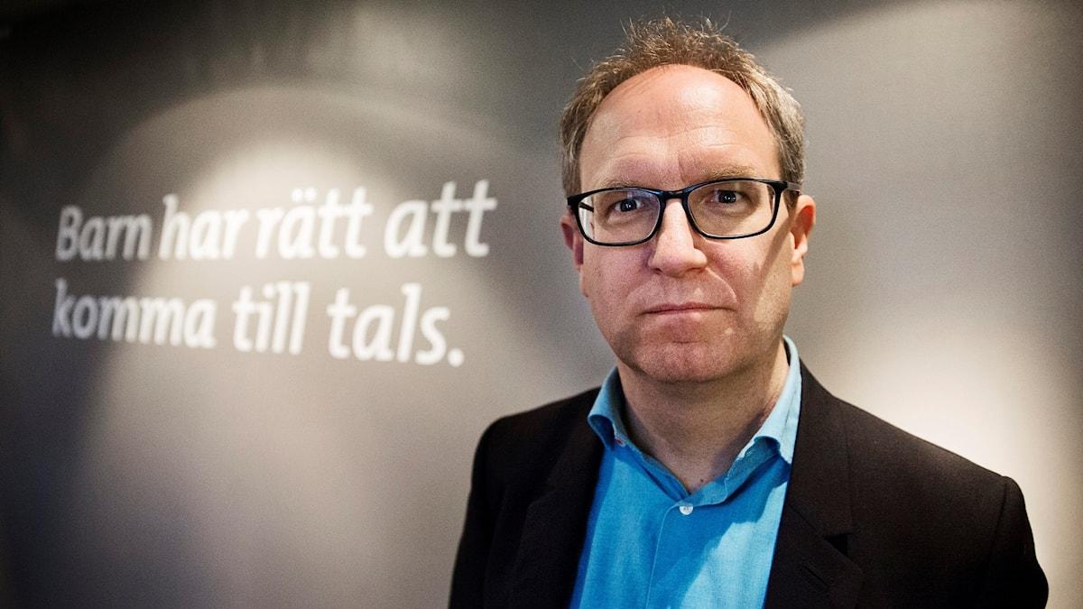 Fredrik Malmberg wakiilka xuquuqda caruuraha ee iswiidhan.