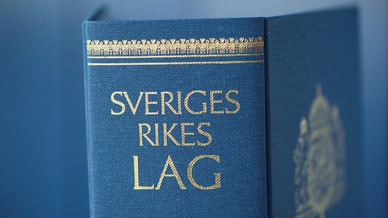 Lagboken, Sveriges Rikes Lag 2013.