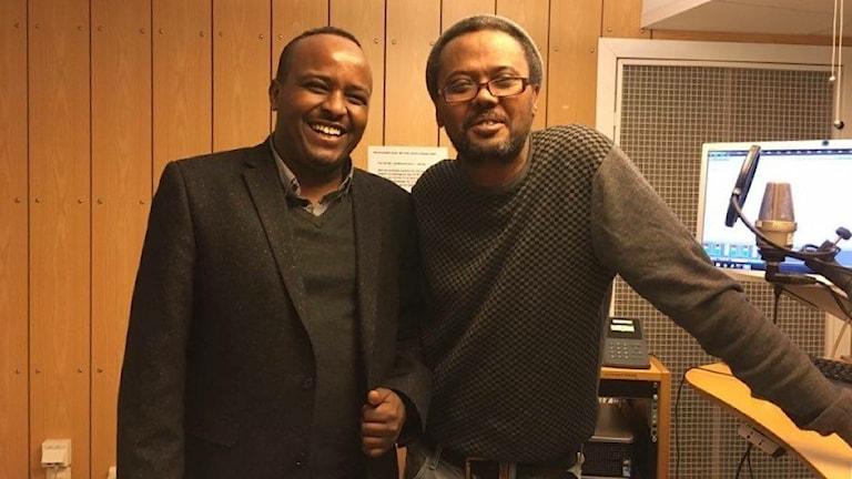 Fannaanka Maxamed BK. Galab jimce ah. Sawirle: Warsame Elmi/SR