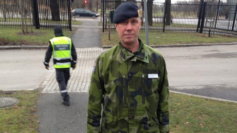 Brigad General Stefan Andersson