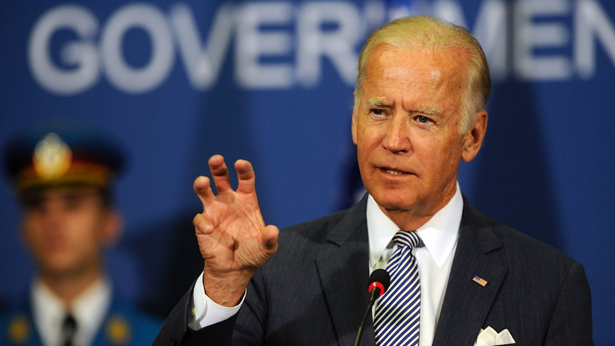 Joe Biden USA vicepresident