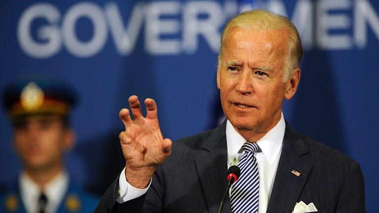 Joe Biden USA vicepresident