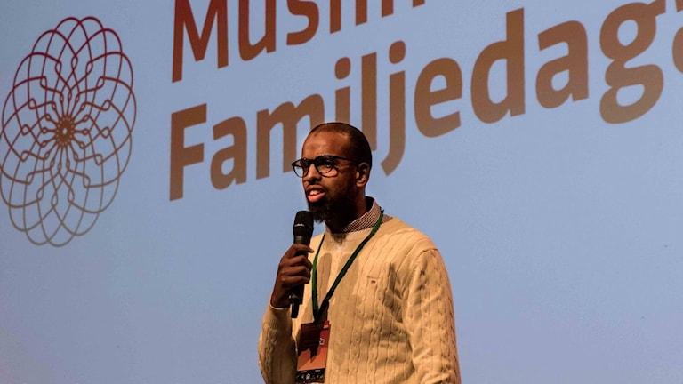 Rashiid Musa, gudoomiyaha ururka SUM.