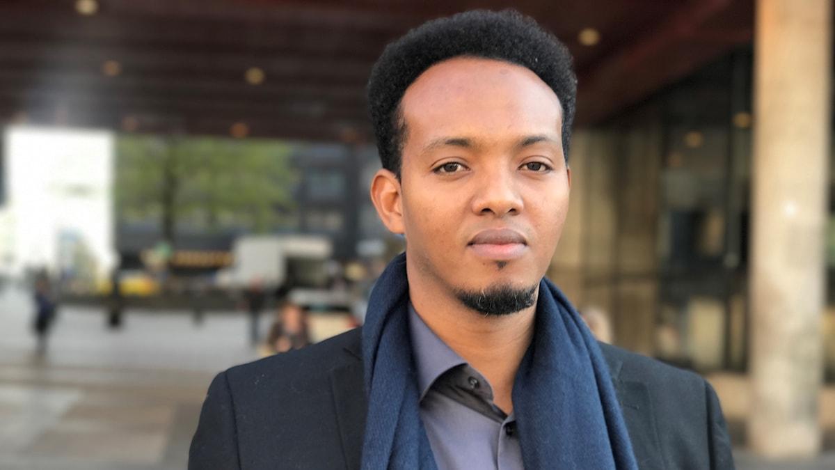 Habane Hassan guddoomiyaha ururka isbaheeysiga ummada somaaliyeed.