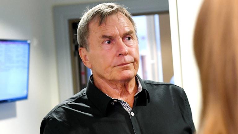 Ulf Karlsson oo maxkamadda ka soo baxay.
