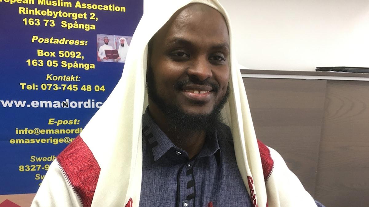 Shiikh Xuseen, imaam