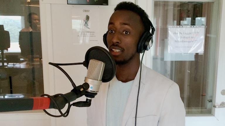 Jimaale Mohamed, interpenör