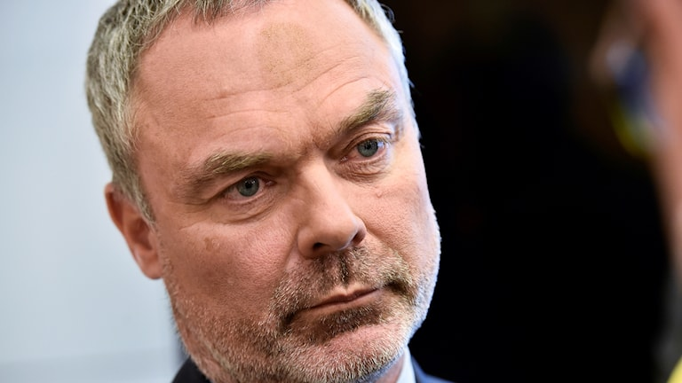Hogaamiyaha xisbiga Liberalerna ee Jan Björklund.