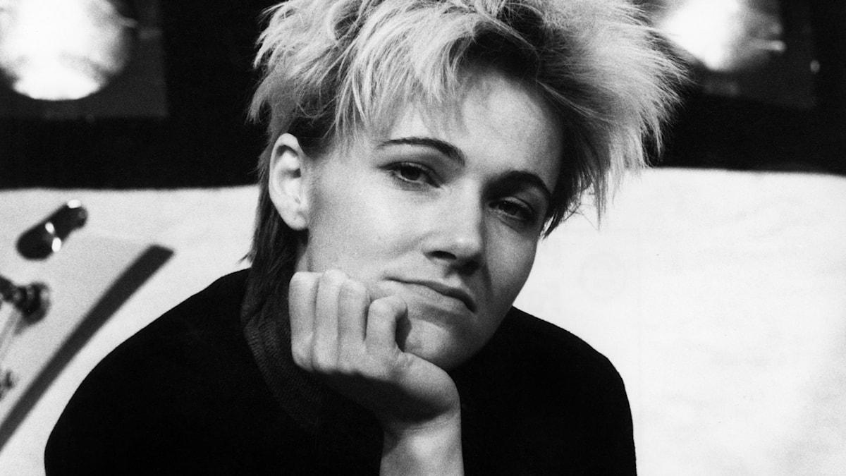 Marie Fredriksson 1987.