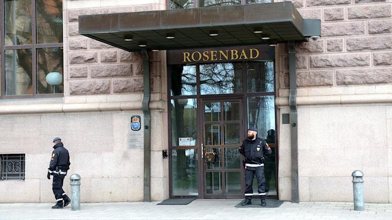 Xarunta madax-tooyada dalka ee magaalada Stockholm.