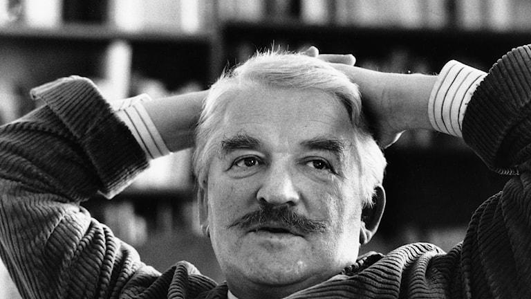 Hans Alfredson, skådespelare och författare.