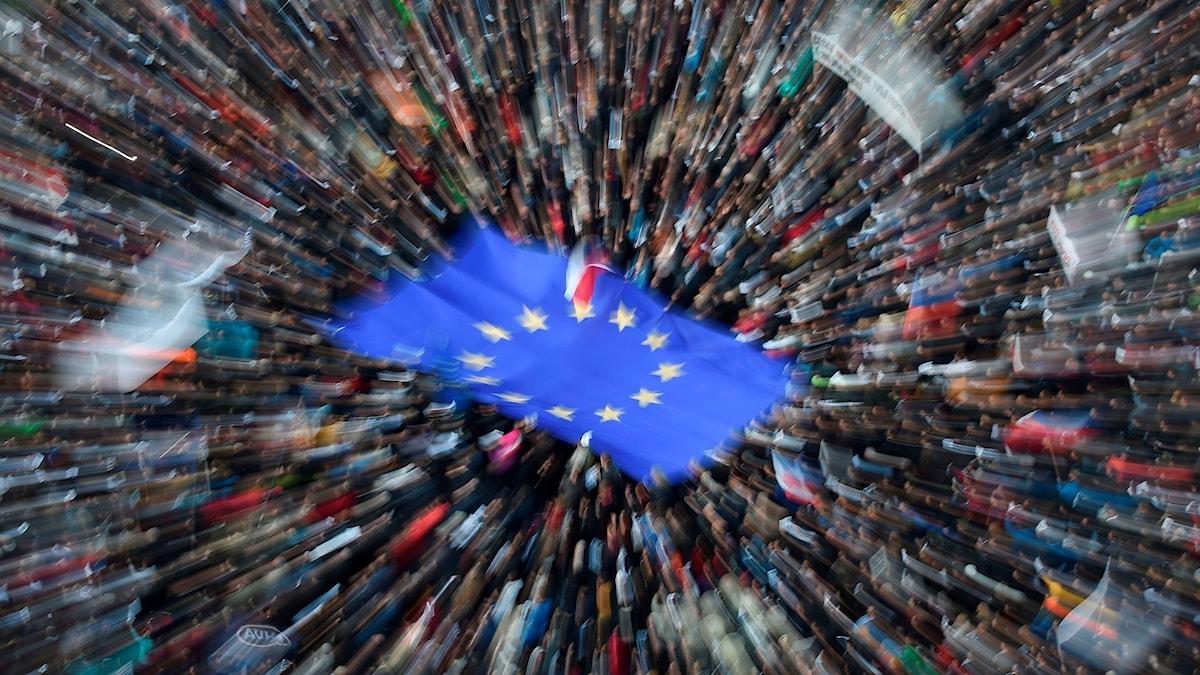 Doorasahada EU oo ah 26:ka bisha may sannadkan.