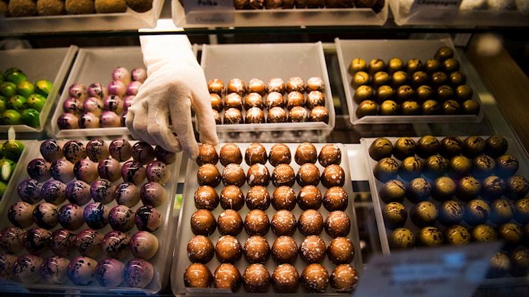 Chocolatte från Helsingborg