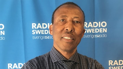 Abdi-Noor Mohamed, Aktivist. Foro: Kenadid Mohamed/SR