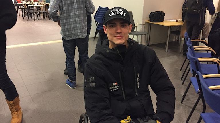 Alejandro Sinisalo skadades svårt i skjutningarna i Järva medan hans 15 åriga bror omkom i samma skjutning