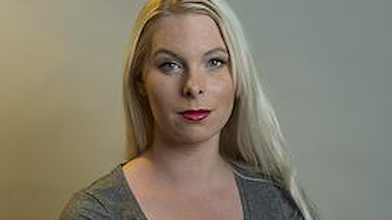 Hanna Wigh. FotoJONAS EKSTRÖMER / TT