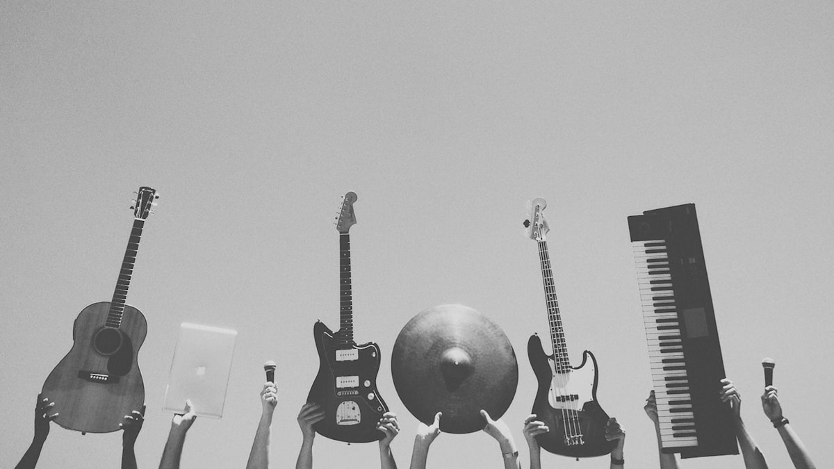 Instruments Photo Pexels