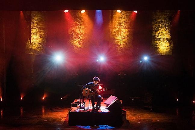 José Gonzales på scen