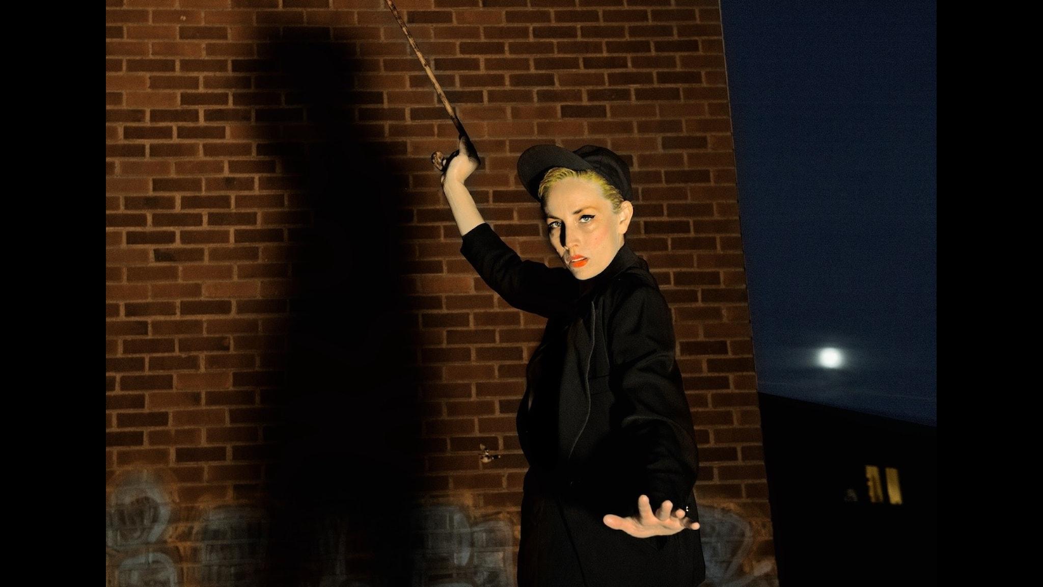 Jenny Wilson. Pressfoto.