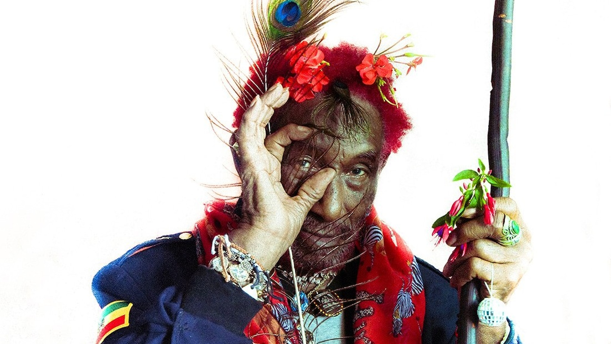Lee Scratch Perry Photo Lea Jobson
