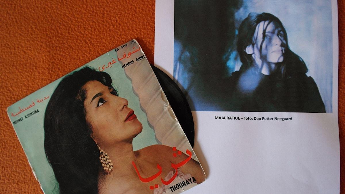 Maja och Thouraya Majafoto av Dan Petter Neegaard