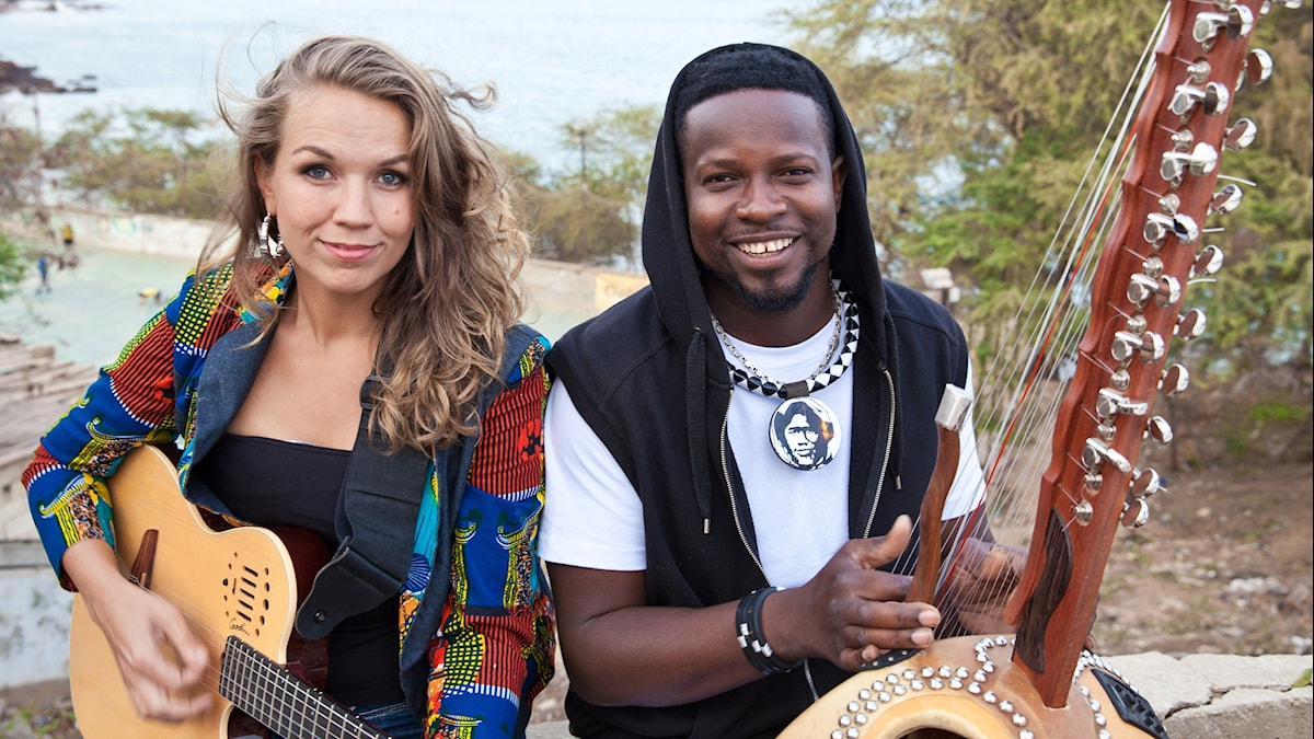 Sousou and Maher Cissoko Foto Sandy Haessner