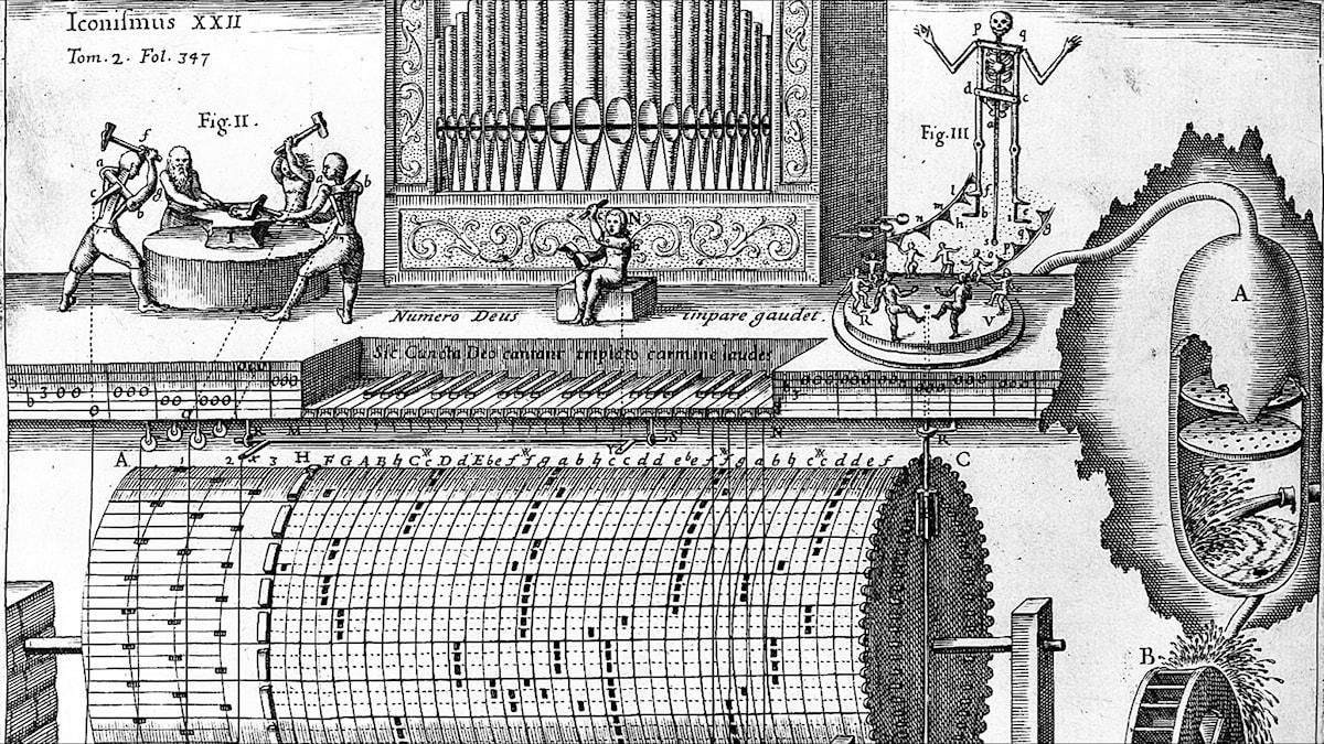 Hydraulisk orgel