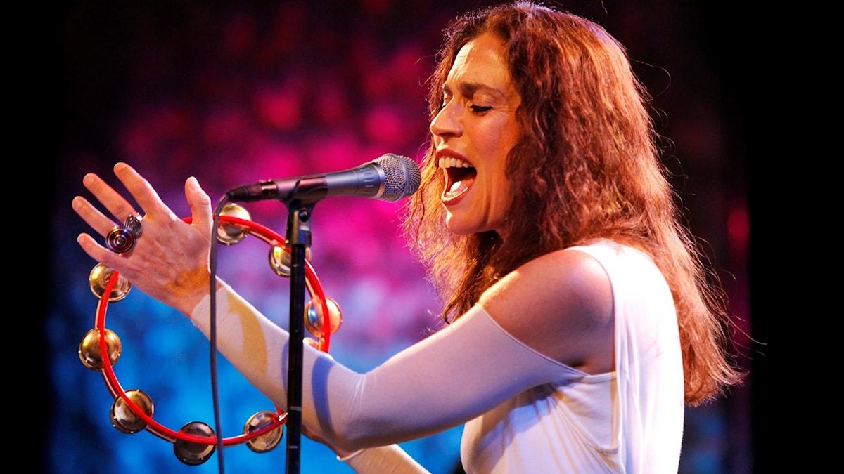 Savina Yannatou Photo by Maarit Kytoharju