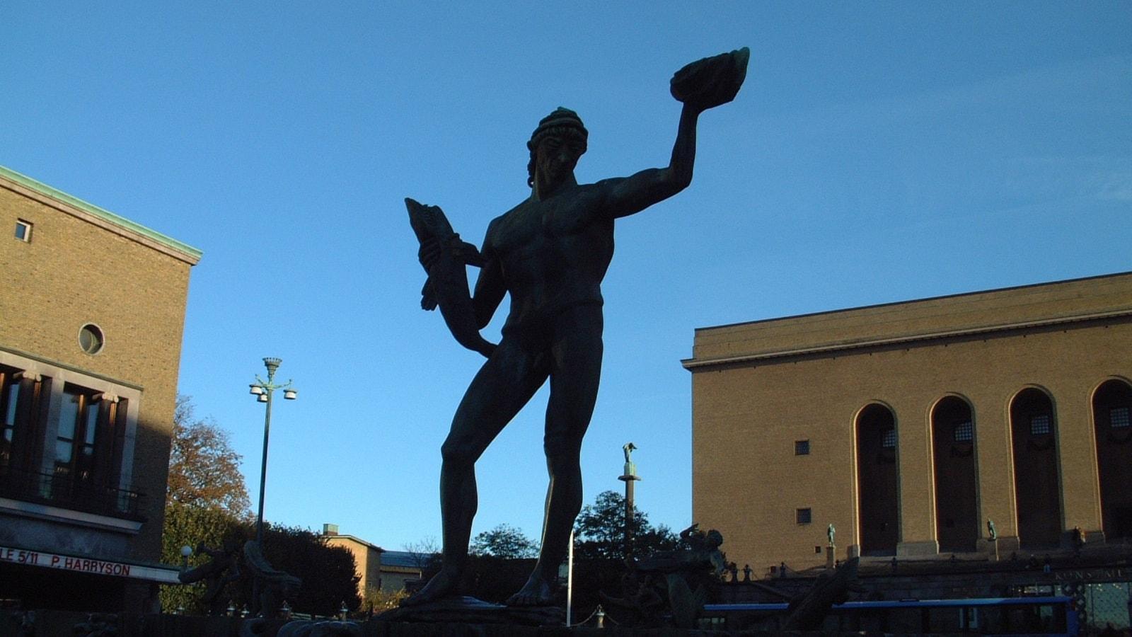 Electra, Persephone och Poseidon