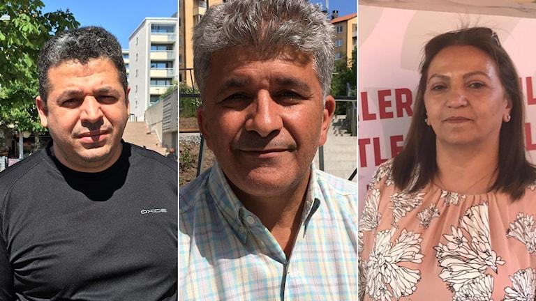 Özer Eken , Hakan Guner, Nurten Cengiz .