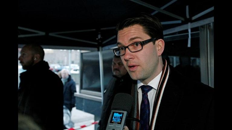 wêne: Calle Käck/Sveriges Radio