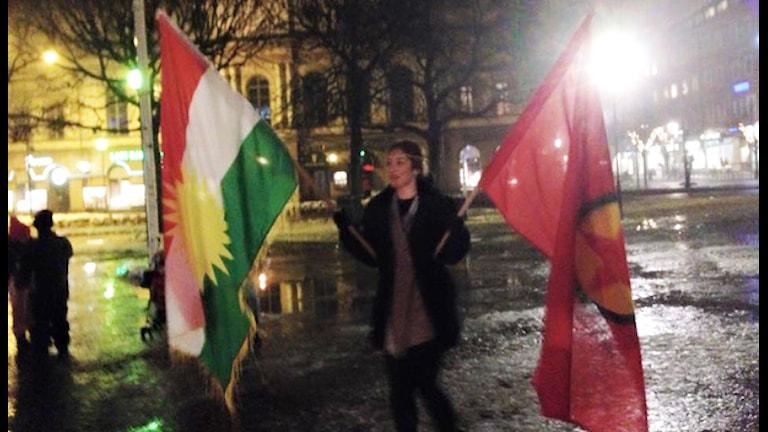 wêne:  Facebooka Firandet Av Befrielsen Av Kobani :D klililililillilili