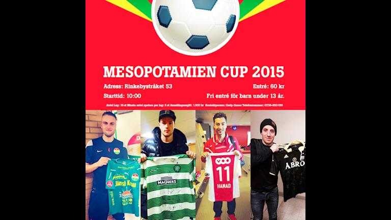 Mesopotamien Cup