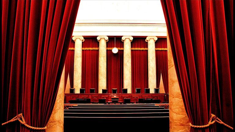 Domstolssal
