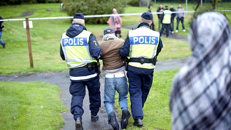 Migrationsbråk. FOTO Björn Larsson Rosvall / SCANPIX/TT