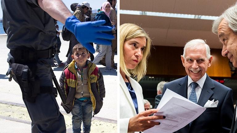 wêne: Geert Vanden Wijngaert/TT och Elin Swedenmark / TT
