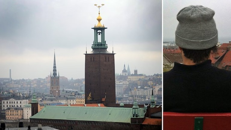 Piraniya zarokên penaberên bêkes ên li Stockholmê ji Mexrîbê ne.